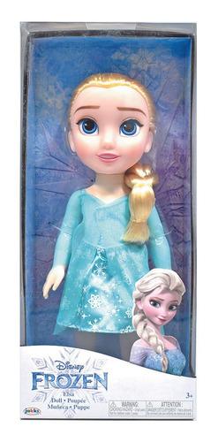 Muñeca Articulada Frozen 33cm Elsa Disney