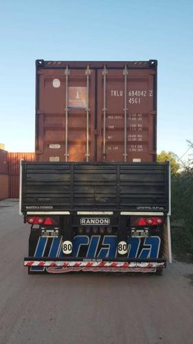 Contenedores Marítimos Containers Nacionalizados 40' Formosa