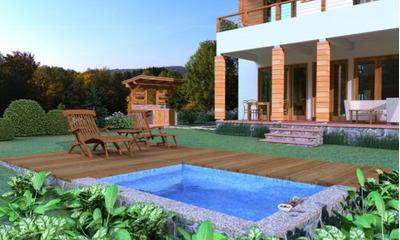 Vendo Villa En Jarabacoa A Precio Sin Igual! Mas Bonoregalo