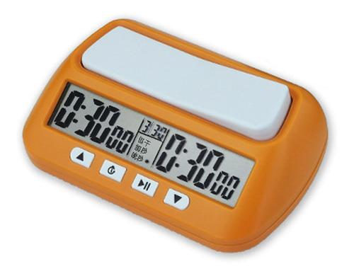 Imagen 1 de 5 de Profesional Reloj De Ajedrez Electrónico Competición