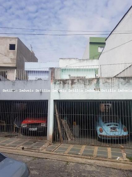 Casa Para Venda Em São Paulo, Chácara Belenzinho, 1 Dormitório, 2 Vagas - 00337