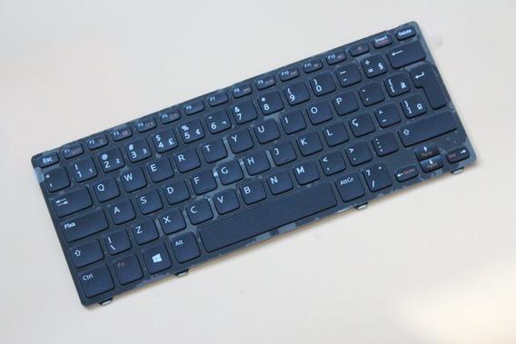 Teclado Dell Ultrabook 5423 5323 V128725br1 V128725br2 Ç