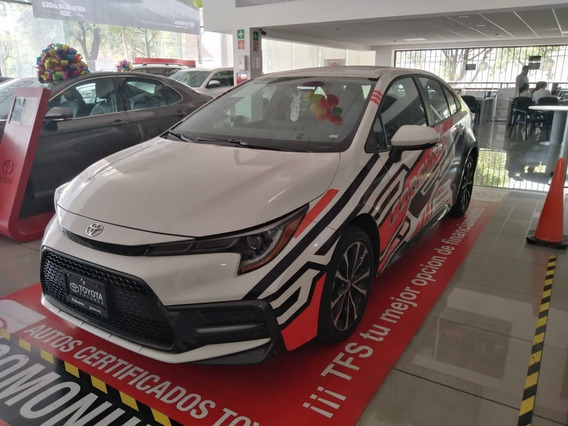 Toyota Corolla Se 2020 Demo