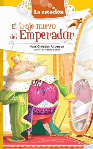 El Traje Nuevo Del Emperador - La Estación - Mandioca