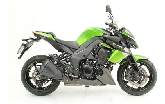 Kawasaki Z 1000 2011 Verde