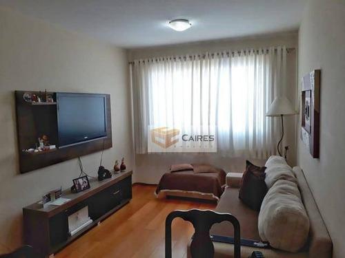 Imagem 1 de 11 de Apartamento Com 1 Dormitório À Venda, 60 M² Por R$ 250.000,00 - Bosque - Campinas/sp - Ap7811