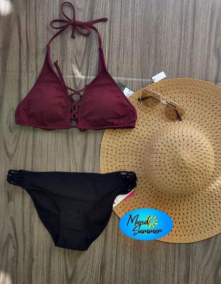 Trajes De Baño Americanos Nuevos Bikinis Talla M Envio Grati