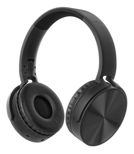 Imagen 1 de 10 de Auriculares Inalámbricos Bluetooth 5.0 Micro Sd Negro Y Rosa