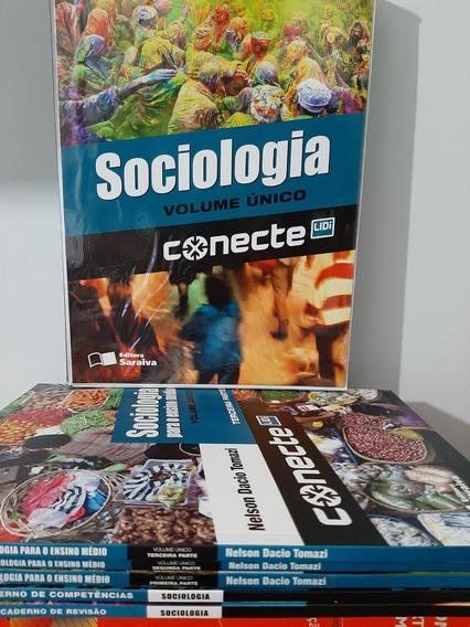 Conecte - Sociologia - Volume Único 2ª Ed. 2014