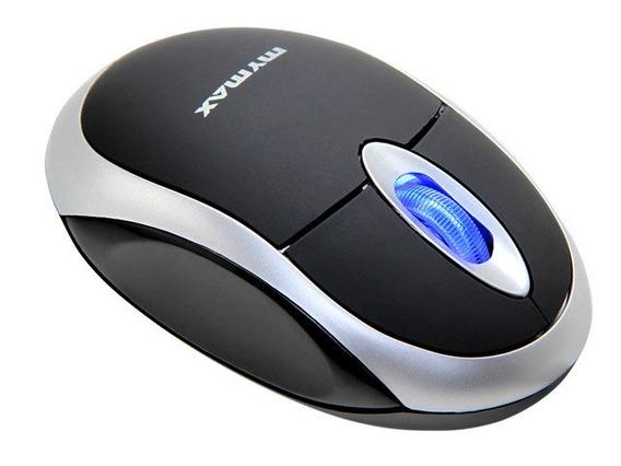 Mouse Mymax Opm-3006 / Usb Optico Basic Usb 2.0 800dpi Preto
