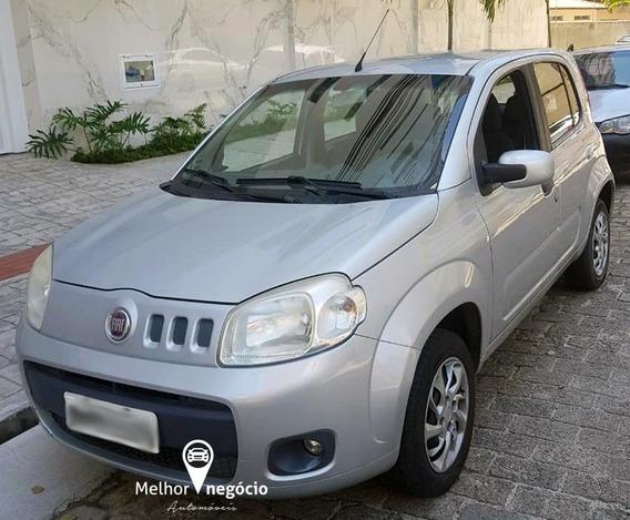 Fiat Uno Vivace Celebr. 1.0 Evo 5p Flex 2012 Prata