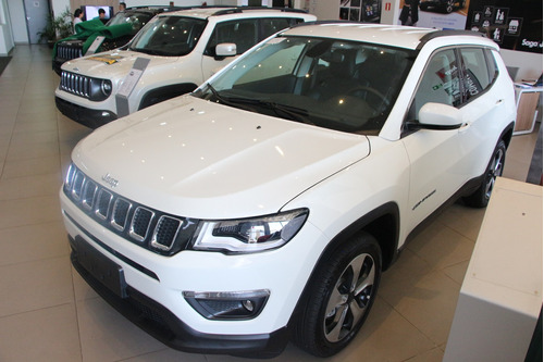 Jeep Compass 2.0 Sport 4x2 (aut) (flex)