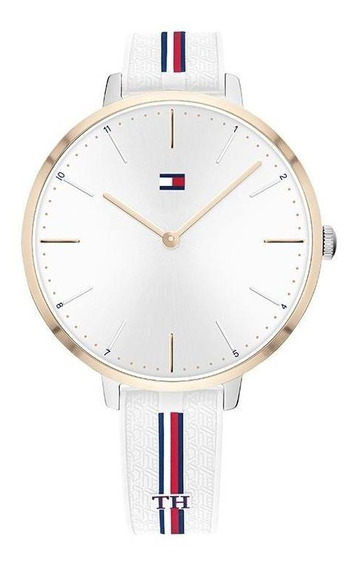 Reloj Tommy Hilfiger Dama Color Blanco 1782156 - S007