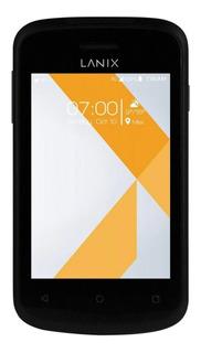 Lanix Ilium X120 4 GB Negro/Rojo 512 MB RAM