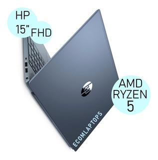 Notebook Hp Amd Ryzen 5 Fhd Ssd + 1tb Hdd + 20gb Ram Win10