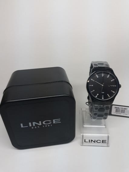 Relógio Lince Feminino Original Lrn4445l