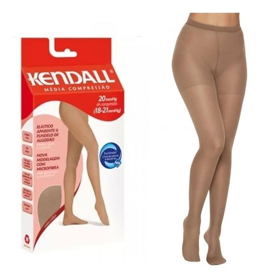 Meia Calça Kendall Média Compressão Com Ponteira 1631 Full