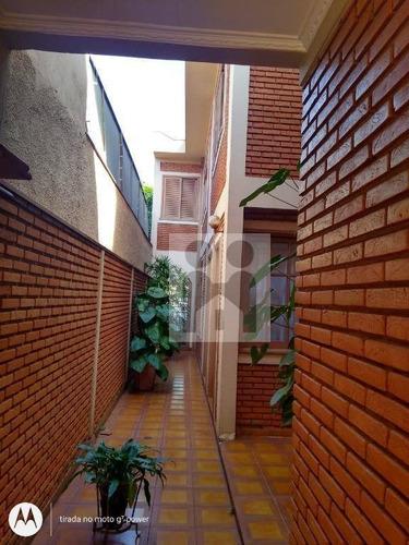 Imagem 1 de 30 de Casa Com 4 Dormitórios À Venda, 249 M² Por R$ 450.000,00 - Campos Elíseos - Ribeirão Preto/sp - Ca0536