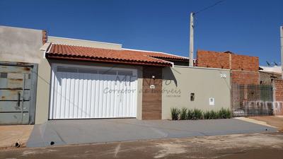Casa Com 3 Dorms, Jardim Treviso, Pirassununga - R$ 300 Mil, Cod: 10131674 - V10131674
