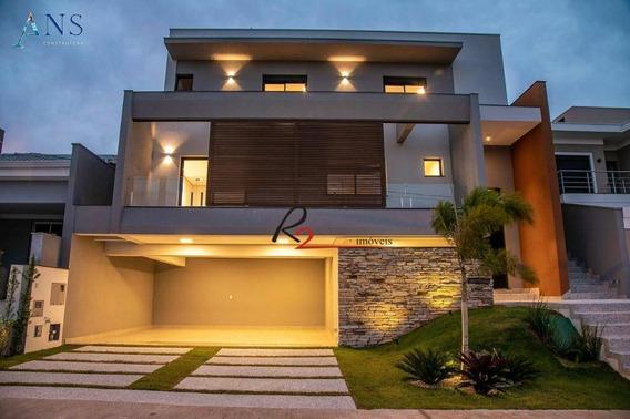 Casa A Venda, Condomínio Residencial Parque Dos Alecrins, Campinas - Ca0425