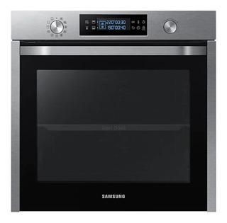 Horno Eléctrico Empotrable Samsung Dual Cook Clase A 75l