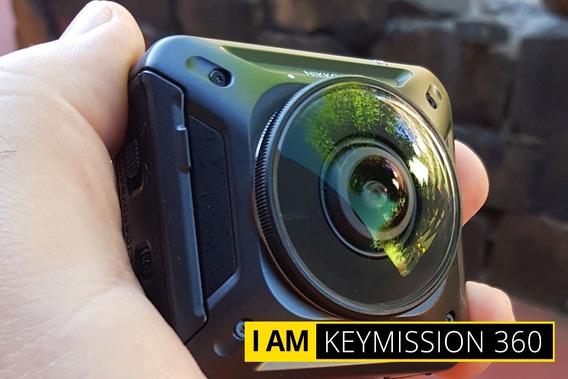 Vendo Cámara Nikon Keymission 360 Impecable, Como Nueva!!!
