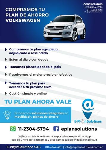 Imagen 1 de 14 de Compramos Tu Plan De Ahorro Volkswagen