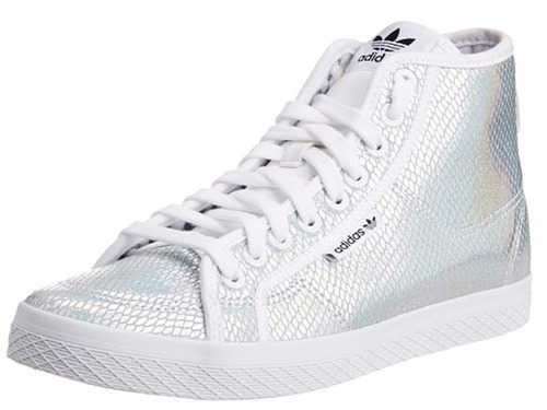 Tênis adidas Originals Honey Mid W Fish Back, Pronta Entrega