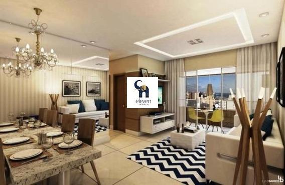 Apartamento Residencial Para Venda Armação, Salvador 2 Dormitórios Sendo 2 Suítes, 1 Sala, 3 Banheiros, 2 Vagas 72,00 M² Útil Preço: R$ 395.000 - Ap02994 - 34366976