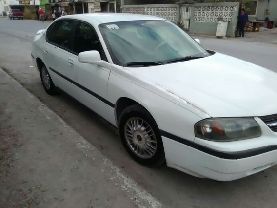 Chevrolet Impala 3.8 Tela Abs Cd At 2000