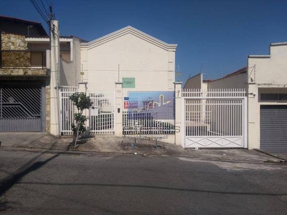 Sobrado Residencial À Venda, Vila Aricanduva, São Paulo. - So0565