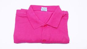 3 Camisas Polo/uniforme/logomarca Bordada Frete Grátis