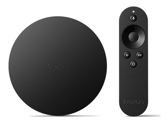 Asus Nexus Player Media Streaming C/ Controle Tv500i Full Hd