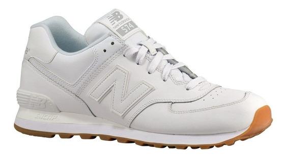 Zapatillas New Balance 574 Blanco/white - Hombre/mujer