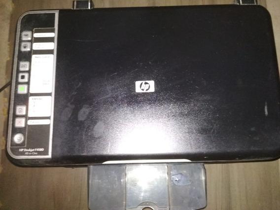 Lote 2 Impressoras Hp Deskjet F4180 No Estado