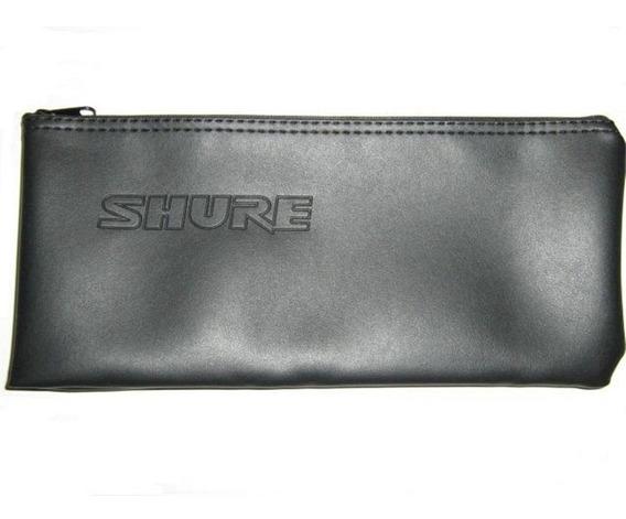Bag Com Zipper Pouch Shure Sm57, Sm58, Sm11