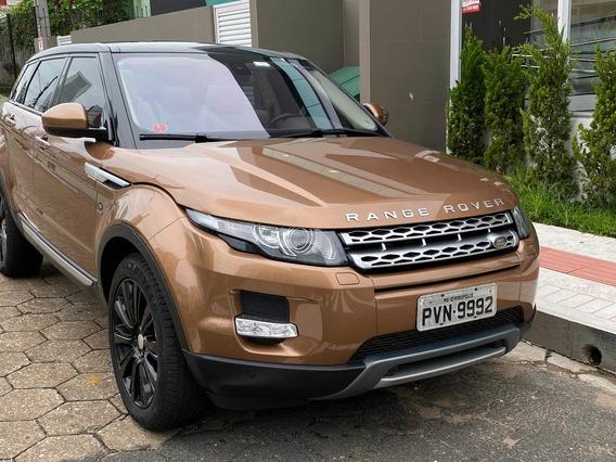 Land Rover Evoque 2.2 Sd4 Prestige 5p 2015