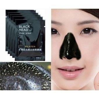 6 Sobres De Mascarilla Negra Maquillaje Al Mayor