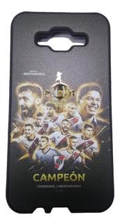 Funda Reforzadas C/diseños Boca Juniors Samsung A20 /a30