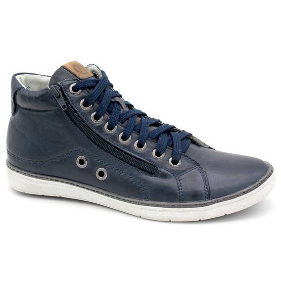 Sapato Sapatênis Botinha Masculino Casual Bmbrasil 901/28