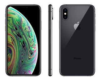 iPhone XS 64 Gb Cinza-espacial 4 Gb Ram