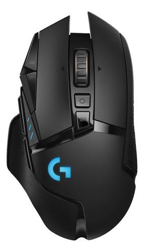 Imagen 1 de 5 de Mouse Gamer Logitech G G502 Lightspeed Wireless