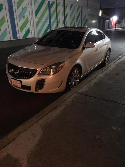 Buick Regal Gs, 2015. Lujoso, Deportivo Y Economico