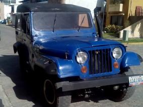 Jeep Cj7 Llanero I 6 Cilindros Original
