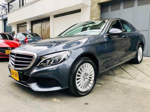 Mercedes-benz Clase C 2.0 Cgi Exclusive