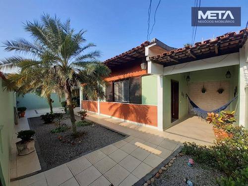 Casa À Venda, 217 M² Por R$ 680.000,00 - Praça Seca - Rio De Janeiro/rj - Ca0045