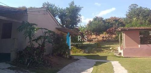 Chácara Com 3 Dormitórios À Venda, 2416 M² Por R$ 850.000,00 - Parque Dos Sabias - Louveira/sp - Ch0055