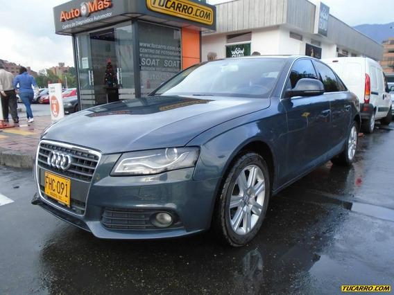 Audi A4 B8 1.8t Luxury Tp 1800cc T