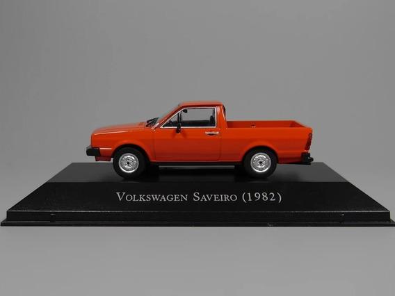 Miniatura Pickup Ford Pampa 1982 1:43 No Acrílico