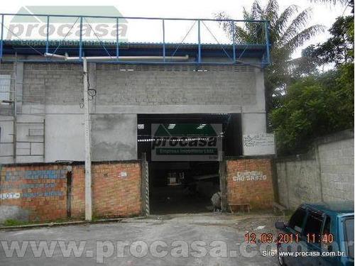 Galpão À Venda, 1500 M² Por R$ 5.000.000,00 - Distrito Industrial I - Manaus/am - Ga0002